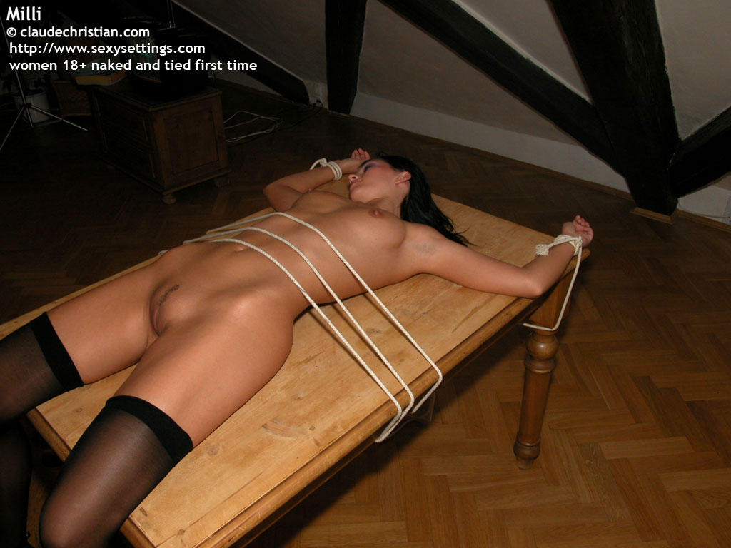 from Cristian tied up girls naked