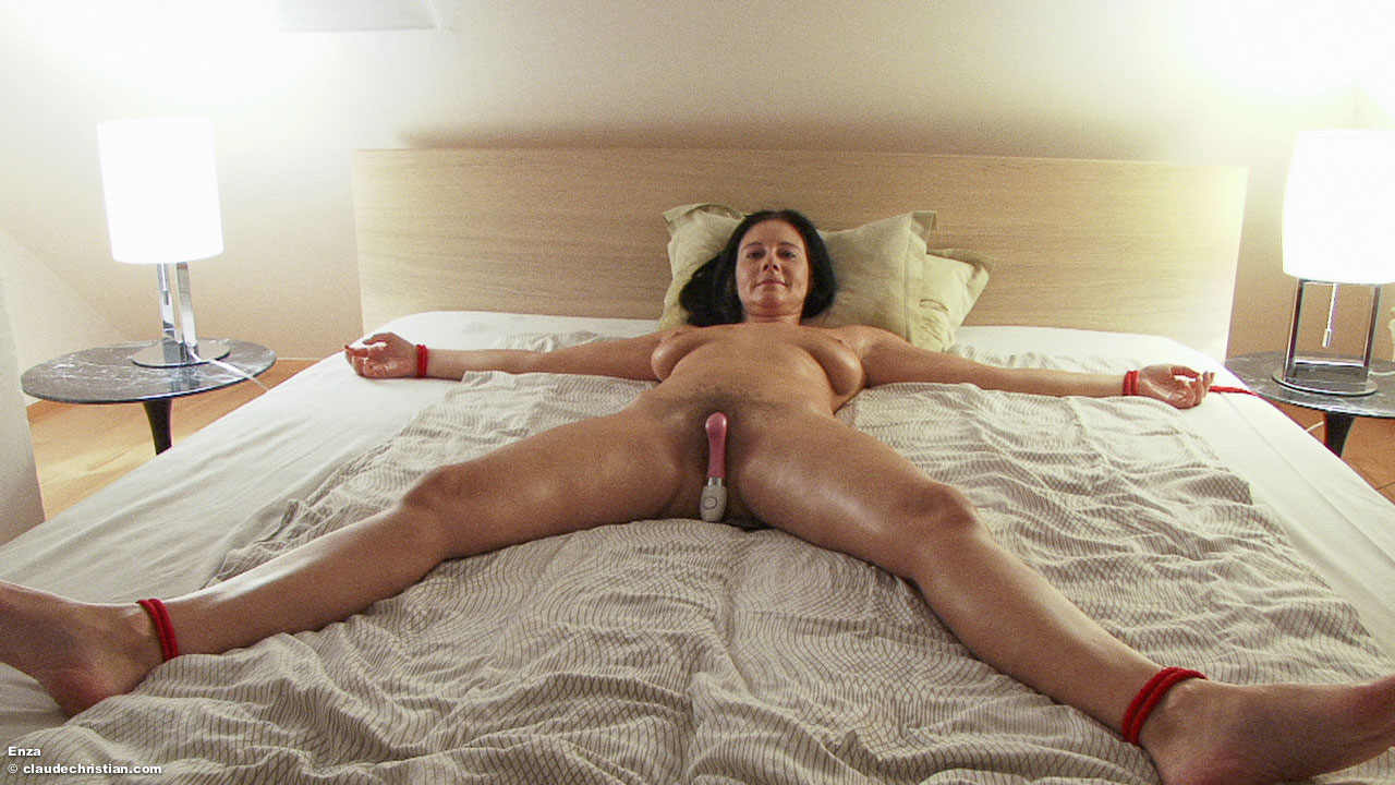 women tied spread eagle for sex