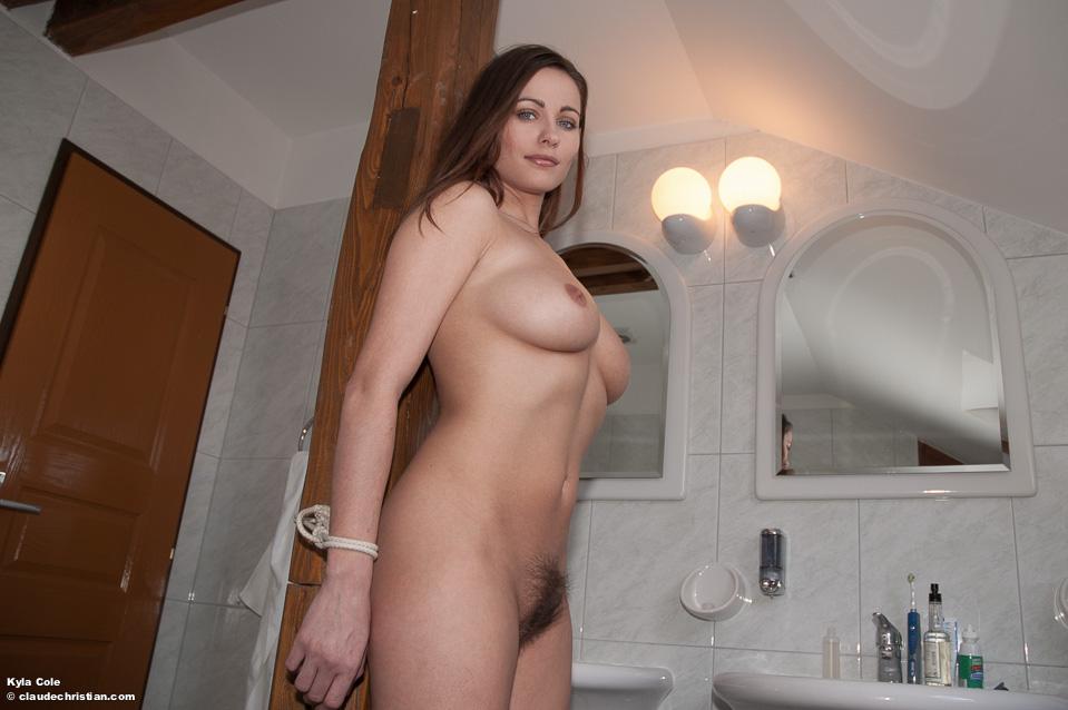 Kyla cole tied naked